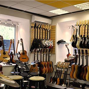 Музыкальные магазины Ильинского-Хованского