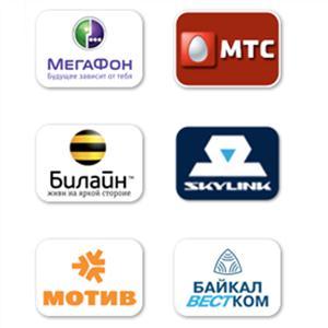 Операторы сотовой связи Ильинского-Хованского