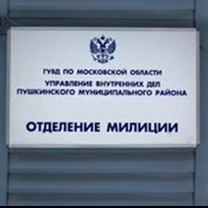 Отделения полиции Ильинского-Хованского