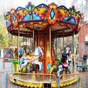 Парки культуры и отдыха Ильинского-Хованского