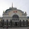 Железнодорожные вокзалы в Ильинском-Хованском