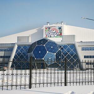 Спортивные комплексы Ильинского-Хованского