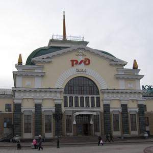 Железнодорожные вокзалы Ильинского-Хованского